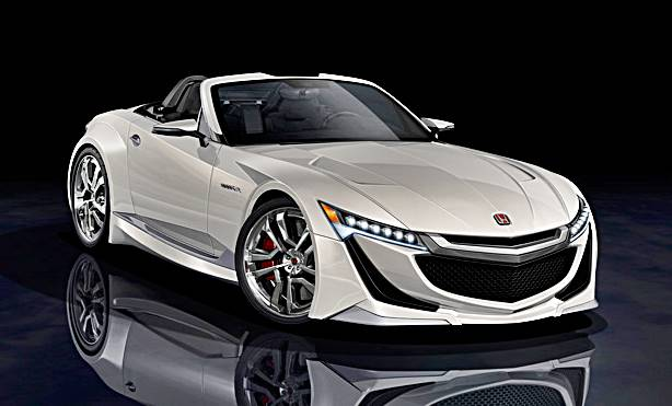 Rumor: New Honda S2000 Roadster Could Arrive for 2018