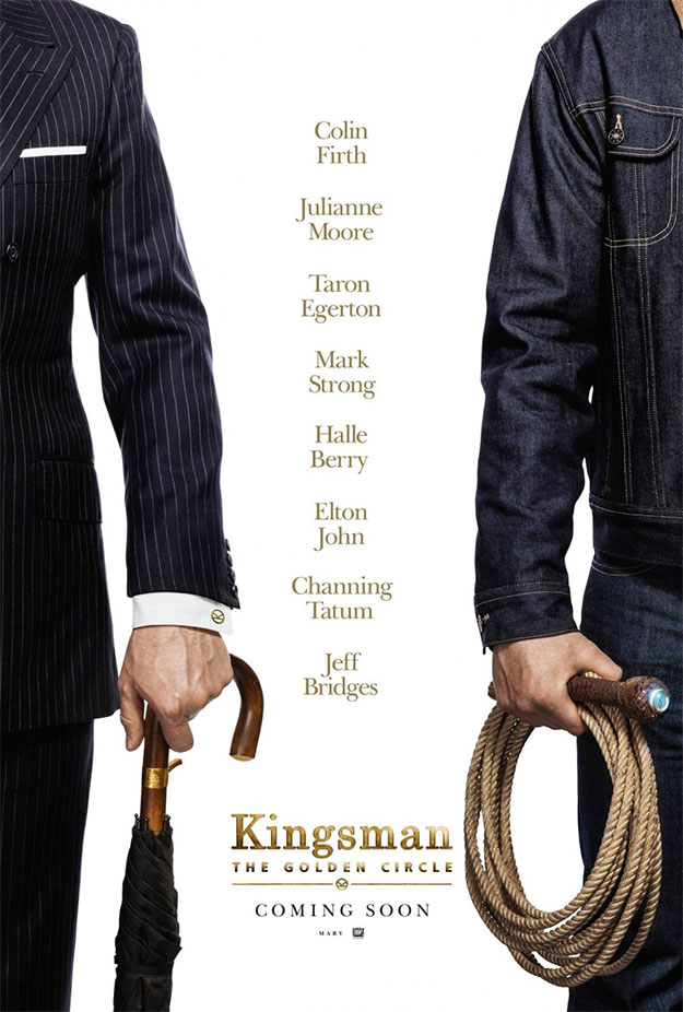 Proximos Estrenos : Kingsman, The Golden Circle