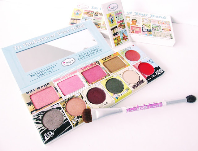 The Balm In theBalm of Your Hand Vol.1 Palet