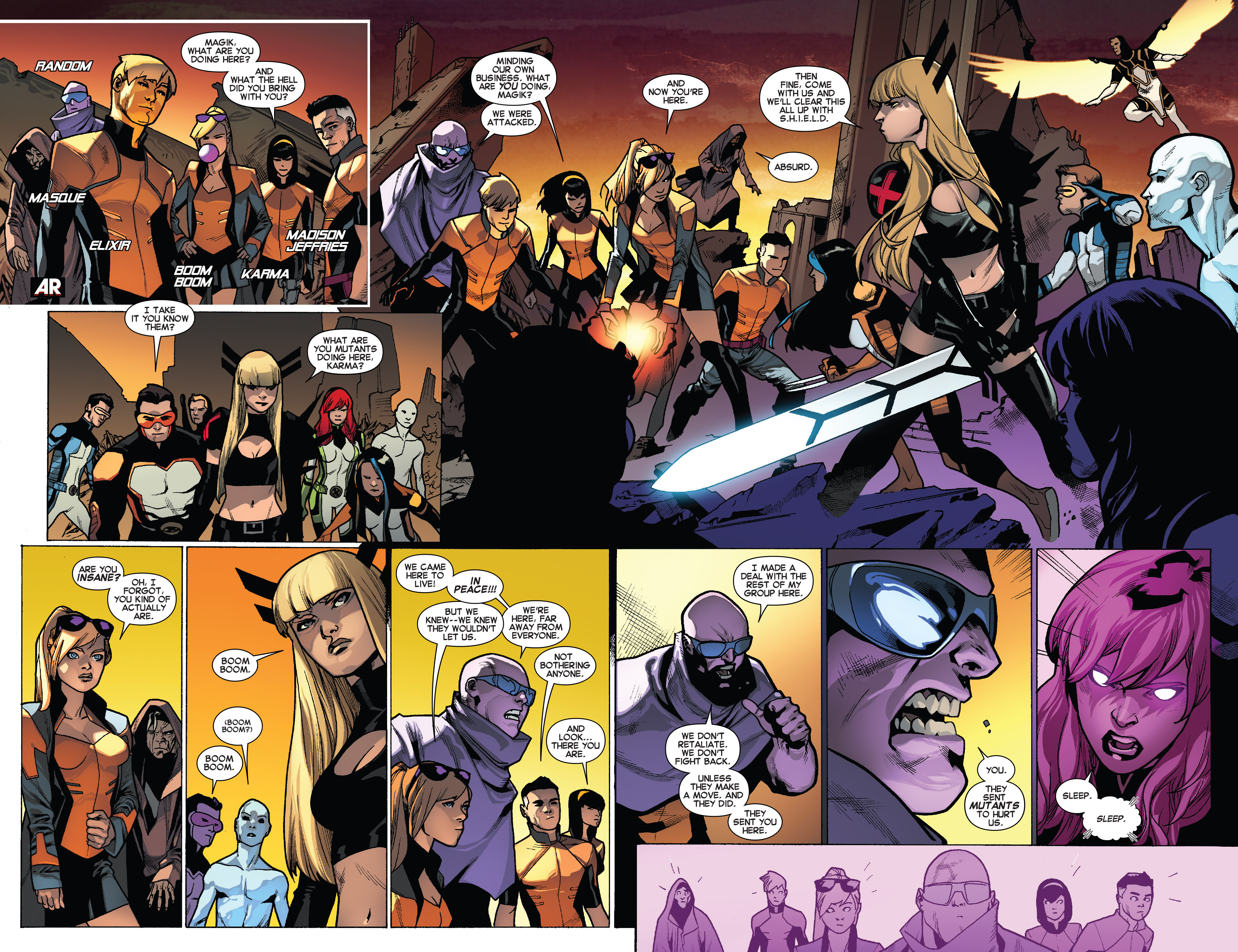Read online All-New X-Men (2013) comic -  Issue #41 - 9