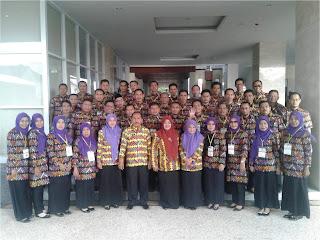 Peserta Diklatpim IV Pemkab Bima Study Banding di Lombok Barat