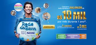 Promoção Nestlé 2016