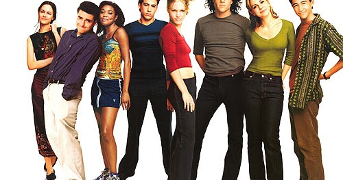 10 Things I Hate About You Movie Poster: Octobersky: Me & 3 High School Movies
