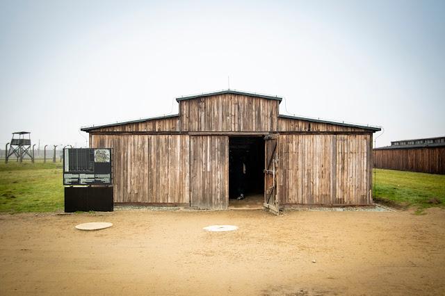 Dormitori-campo di concentramento di Birkenau