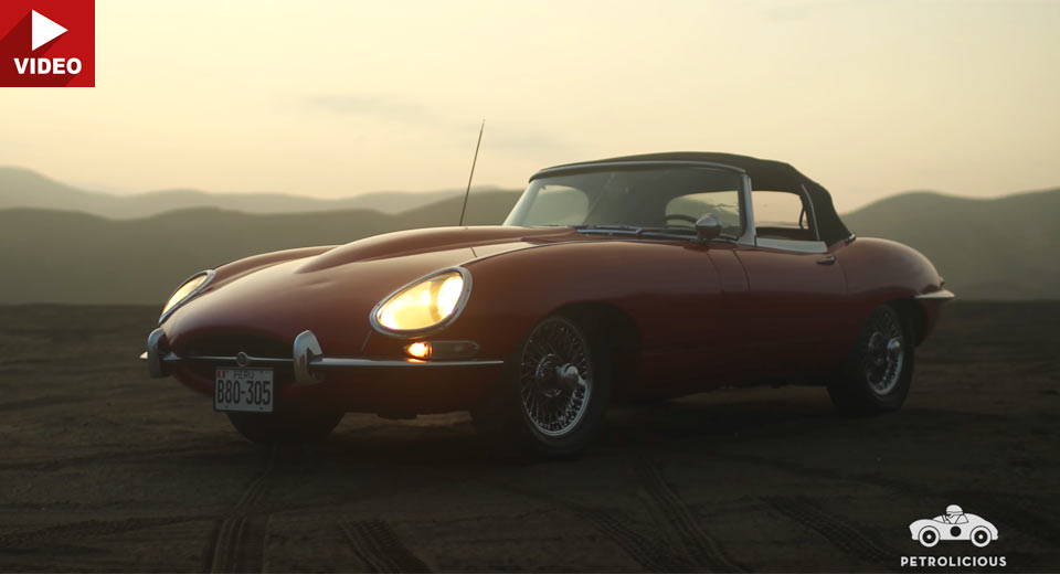 1,600 Miles In A Jaguar E-Type  Is A Peruvian Dream Come True