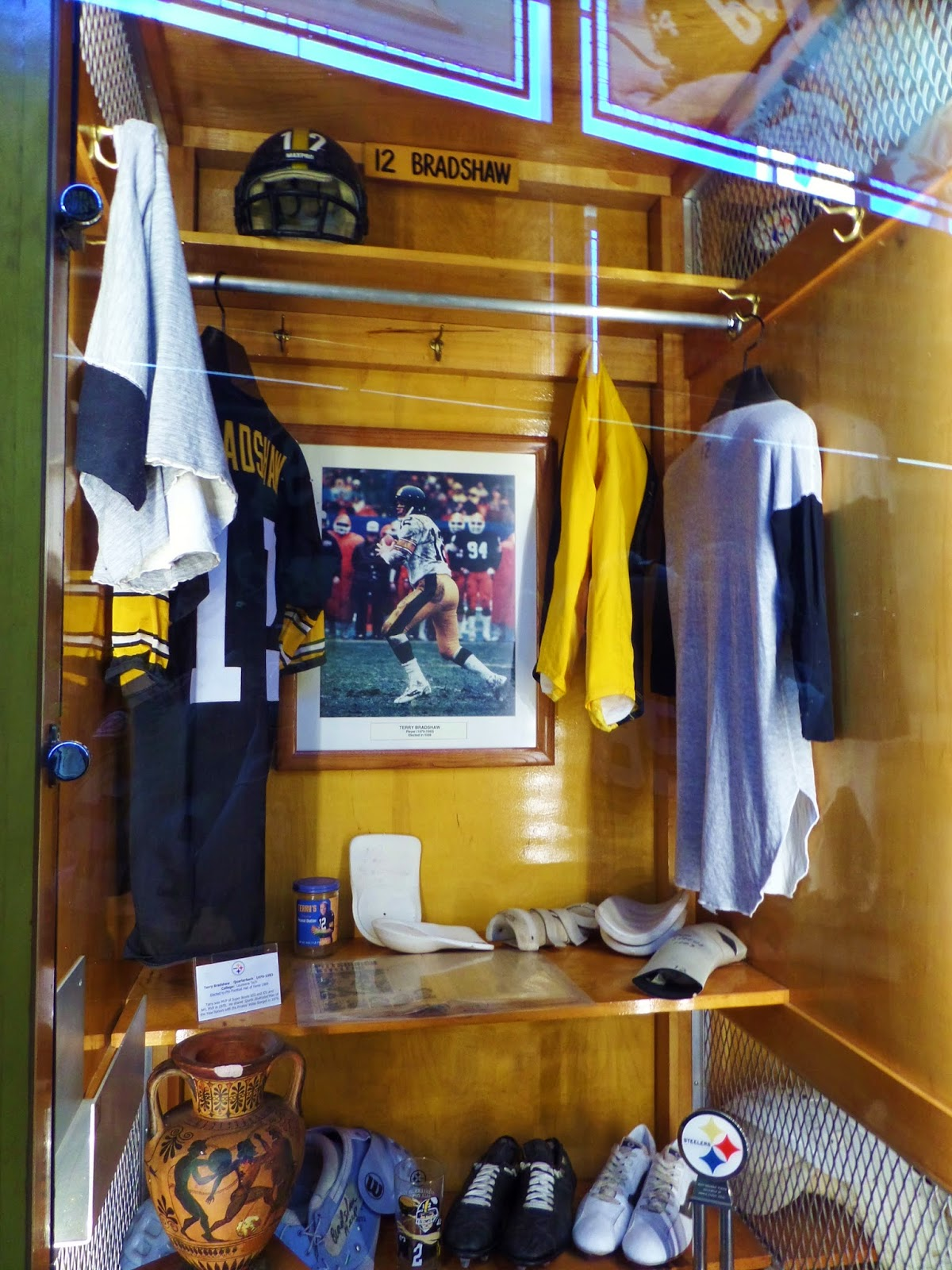 Terry Bradshaw Hall Of Fame Heinz Field