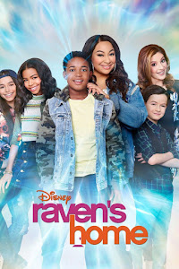 Raven's Home Poster