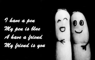 Pantun Persahabatan dan Pertemanan Asik Banget