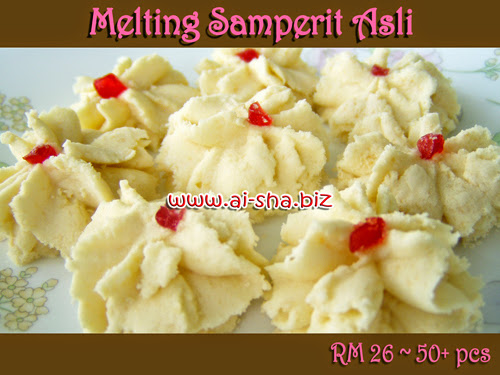 MELTING SAMPERIT ASLI
