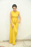 Taapsee Pannu looks mesmerizing in Yellow for her Telugu Movie Anando hma motion poster launch ~  Exclusive 081.JPG