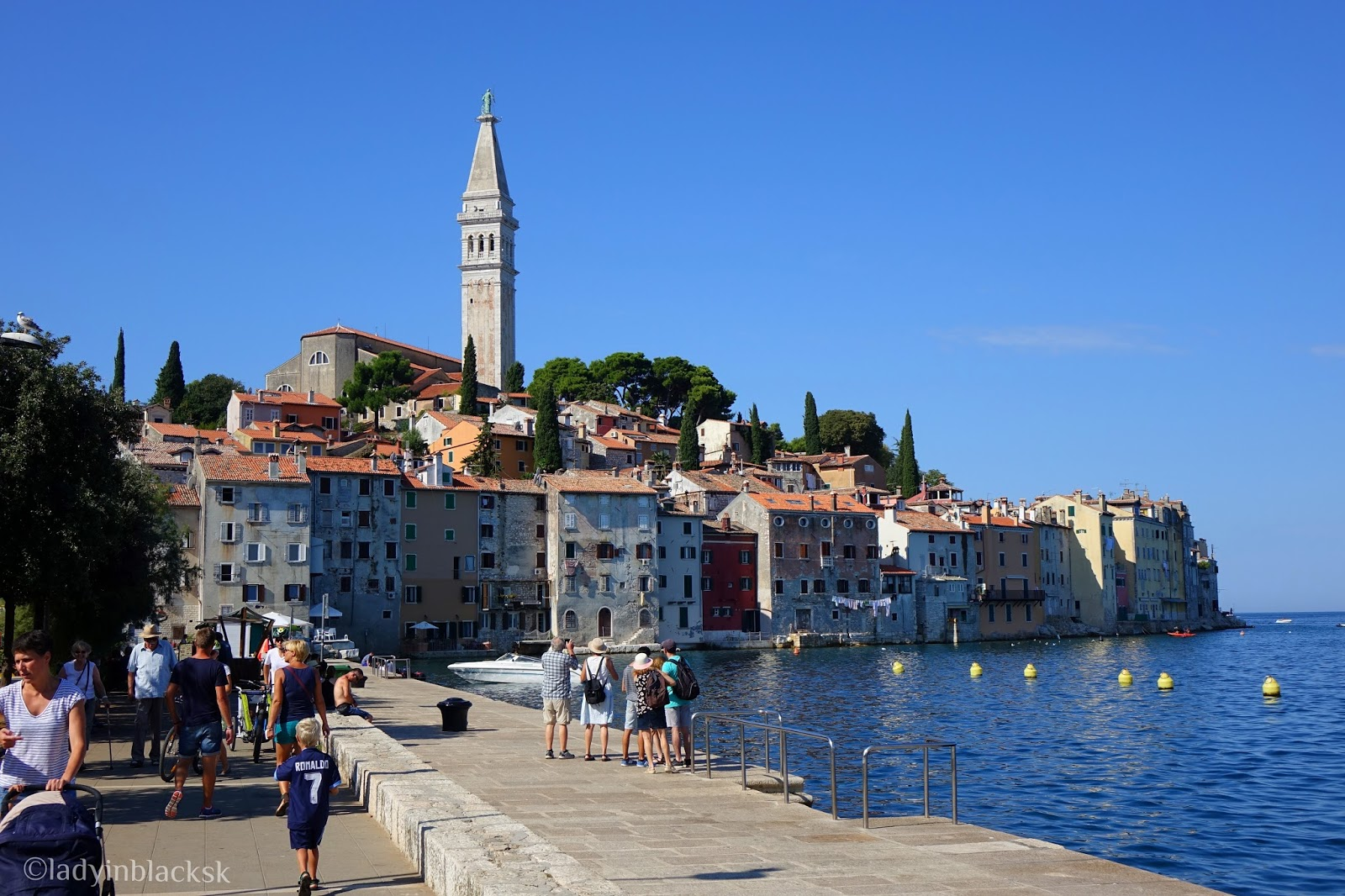 Picturesque Rovinj