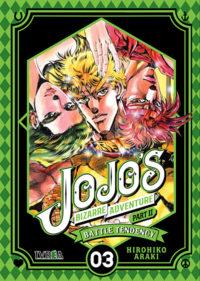JOJO'S BIZARRE ADVENTURE Battle Tendency #3