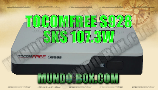 TOCOMFREE S928 ACTUALIZACIÓN SKS 107.3W ON - 10/10/2018