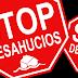 Afectados por desahucios protestan frente a Tribunal Supremo español