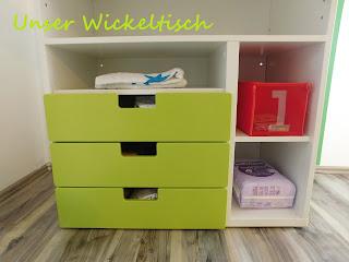 Ikea Wickeltisch