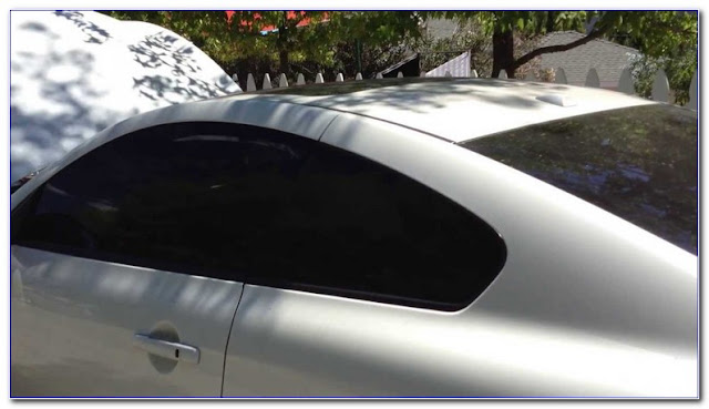 Car WINDOW TINT Percentage Laws 2018-2019