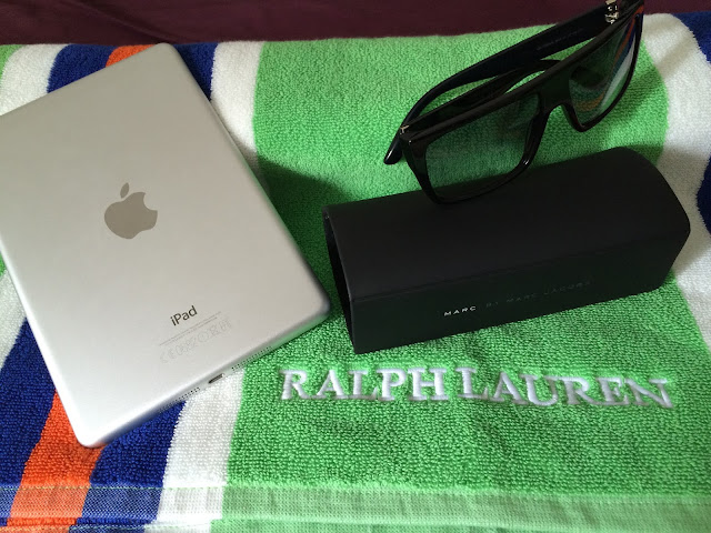 iPad and Marc Jacob