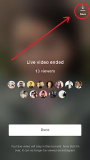 Cara Live Streaming (Siarang Langsung) di Instagram