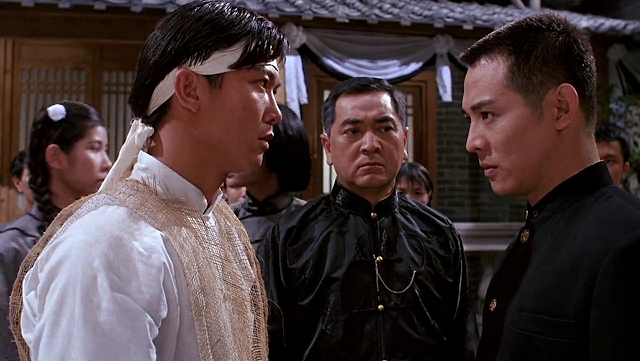 Fist of Legend (1994) Full Movie [English-DD5.1] 720p BluRay ESubs Download