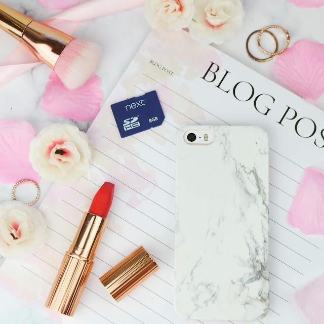 Lovelaughslipstick Blog Flatlay