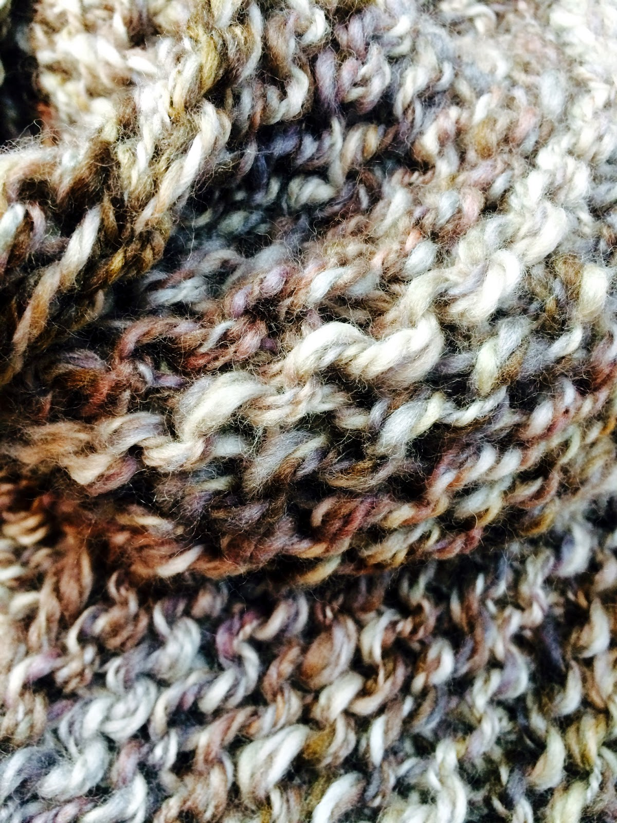 Olives and Mermaids and Wine, oh my...: Infinity Cowl