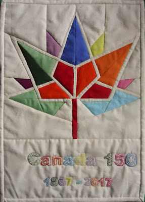 Completed Canada 150: 1867 - 2017