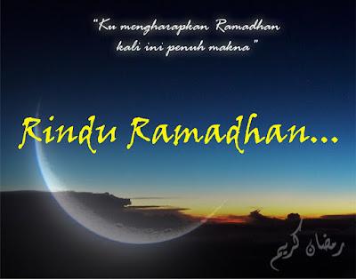 Bulan Ramadan Adalah Bulan Hadiah Allah Kepada kita