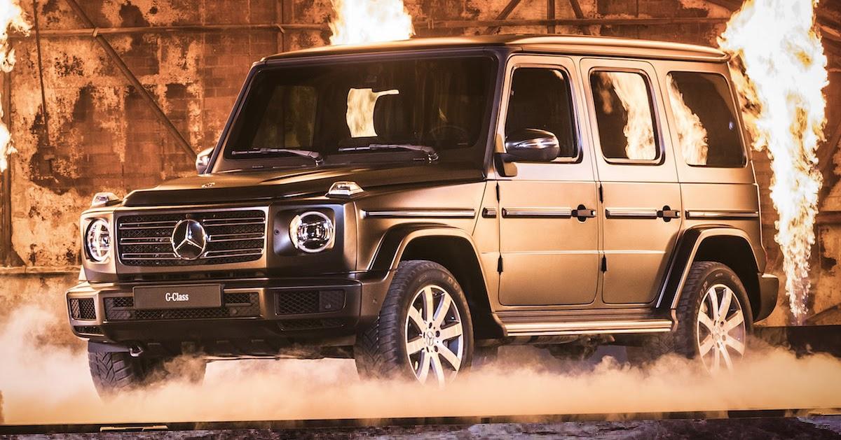 Mercedes Benz Png Logo >> メルセデスベンツ、新型「Gクラス」を発表!1979年以来のフルモデルチェンジに。