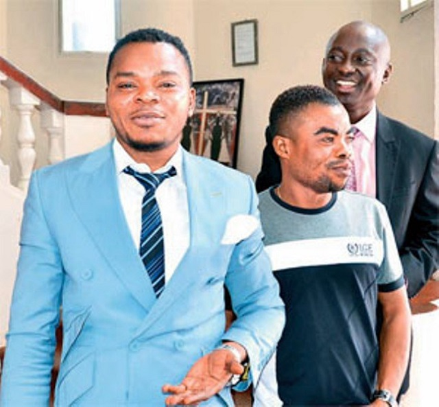 I'm The Apple Of Jesus' Eye – Obinim Brags