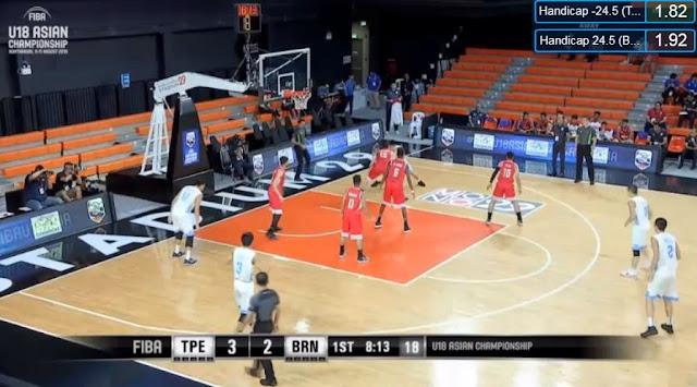 Live Streaming List: Chinese Taipei vs Bahrain U18 Asian Championship 2018