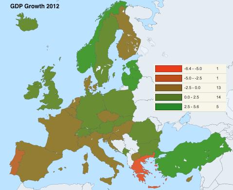 Karta Europa Turkiet.Cornucopia Skuldkrisens Europa I Kartor
