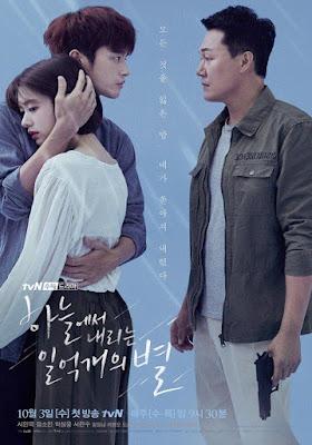 Poster phim: Nụ Cười Chẳng Còn Vương Mắt Em (Vietsub) 2018