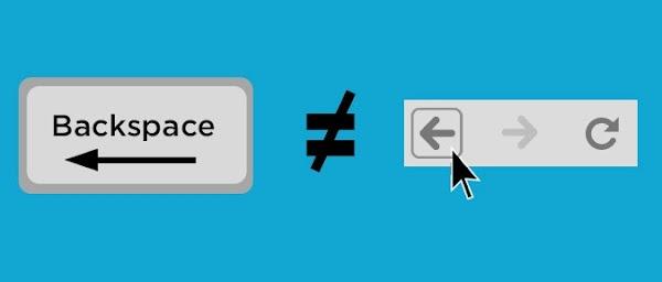 Script Disable Back Untuk Blog Berguna Untuk Mengurangi Bounce Rate Dan Menaikkan Pageview
