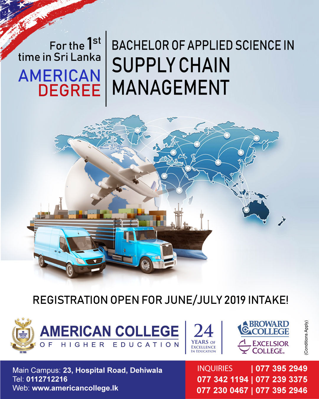 www.americancollege.lk
