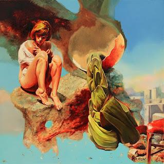 mujeres-cuadros-expresivos-surrealistas