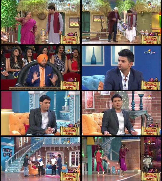 Comedy Nights With Kapil 6 Sep 2015 HDTV 480p