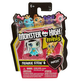 MH Ghoul and Pet 2-pack #4 Mini Figures