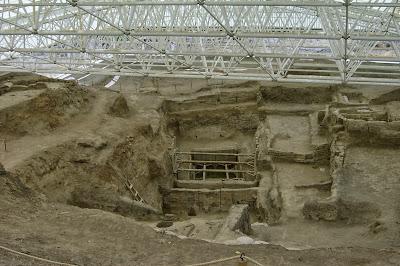 History mystery: Catal Huyuk A Stone Age Settlement