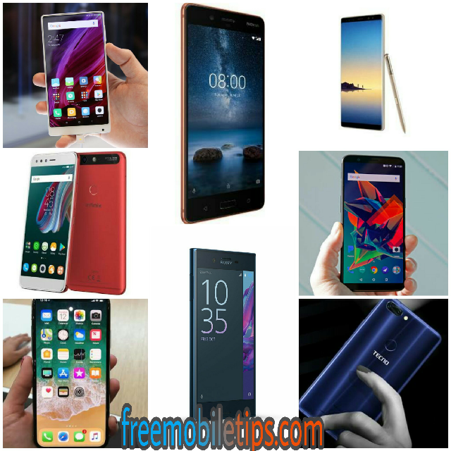 2017 great smartphones