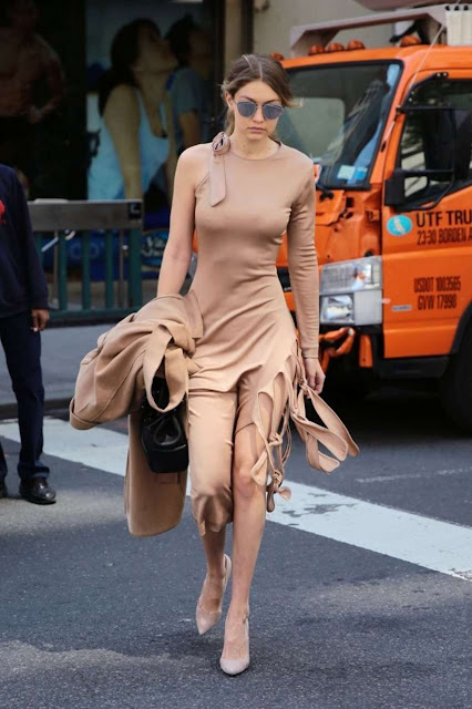Gigi Hadid – Out in NYC