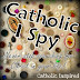 Catholic I Spy ~ Fun for all ages! {Printable}
