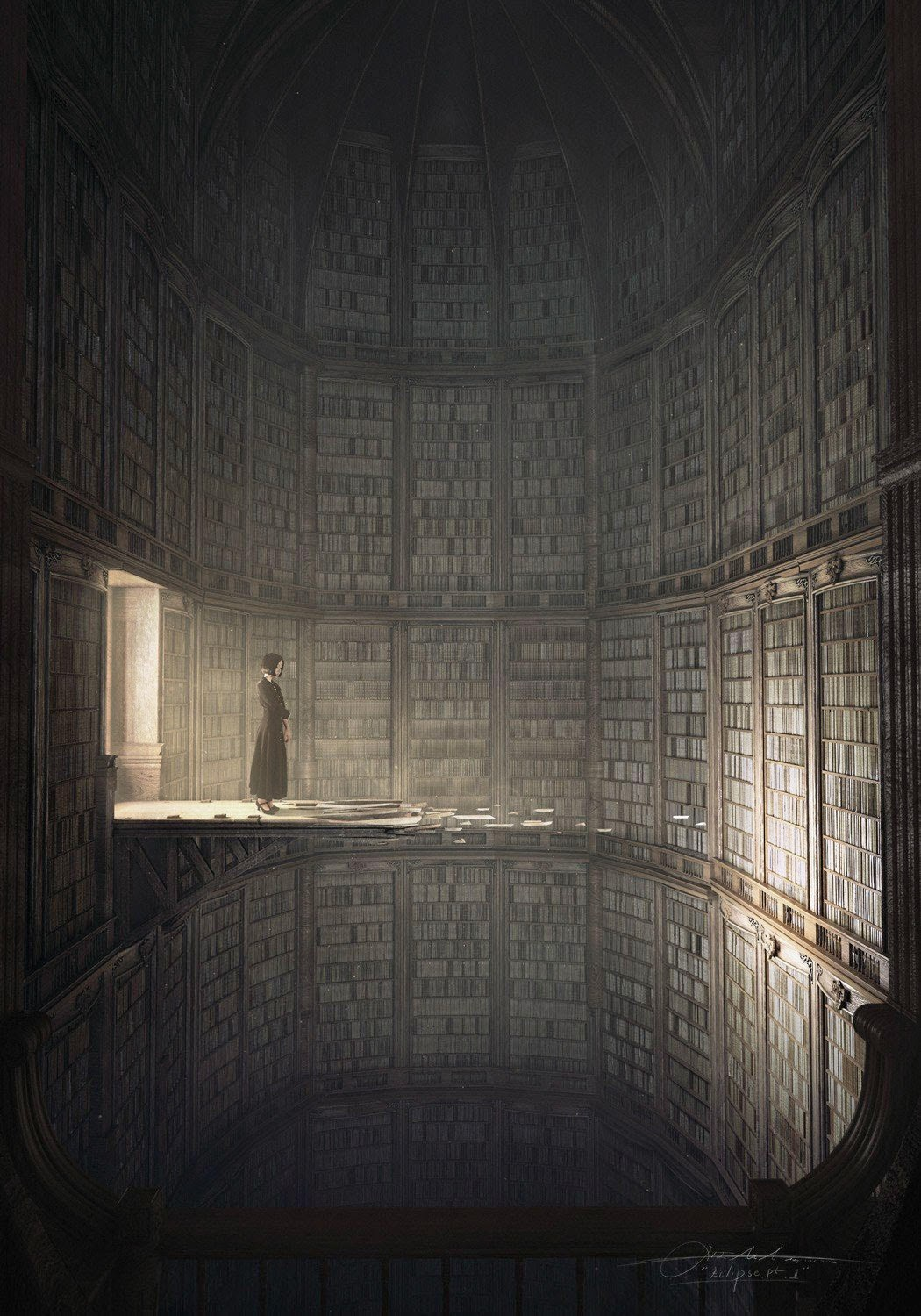 07-Jie Ma-Worlds-of-Books-and-Knowledge-in-Paintings-www-designstack-co