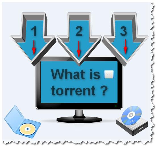 टोरेंट(torrent)