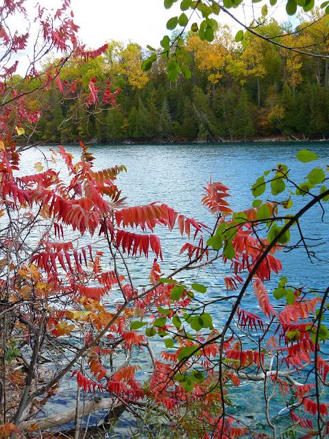 Camnando por los Green Lakes, Syracuse