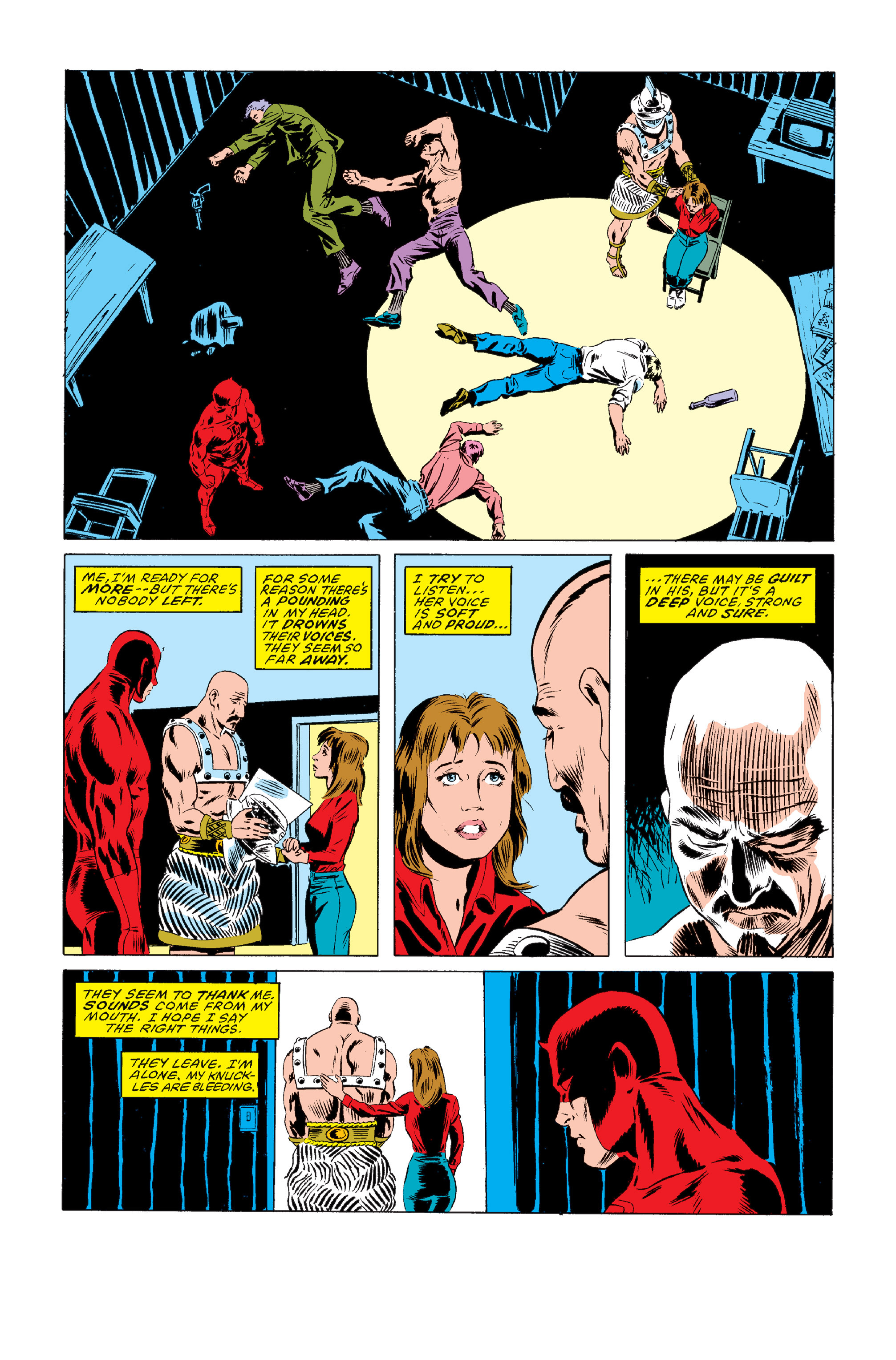 Daredevil (1964) 226 Page 24