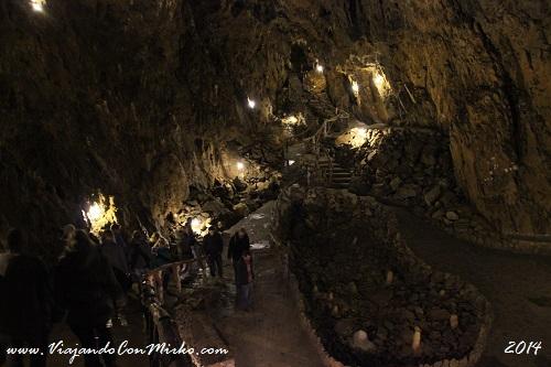 Grande salle Grotte la Merveilleuse