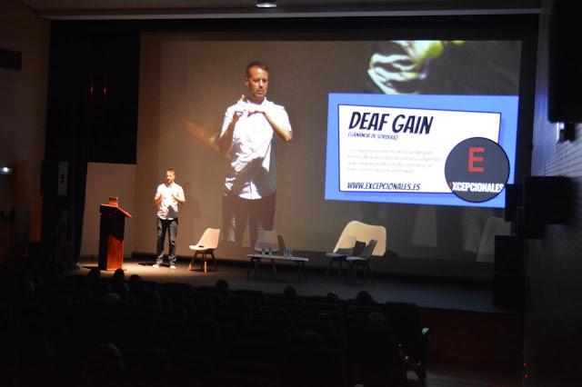 Conferencia de Emilio Ferreiro en Santa Cruz de Tenerife