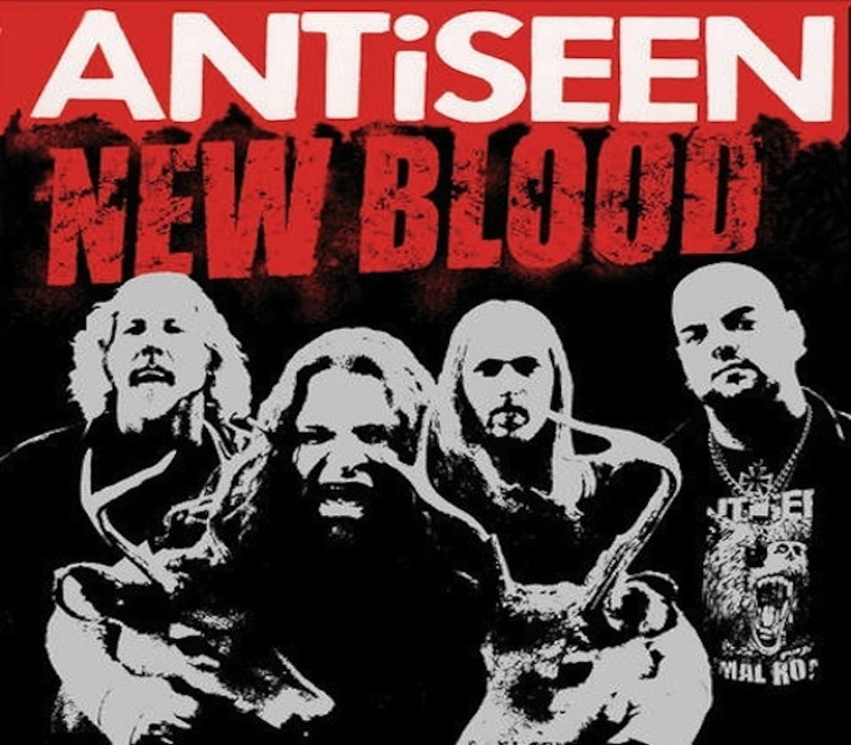Switchlight Records Antiseen Quot New Blood Quot
