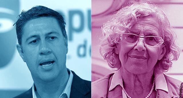 """García Albiol (PP) a Manuela Carmena: """"que se lleve a los inmigrantes a su casa"""""""