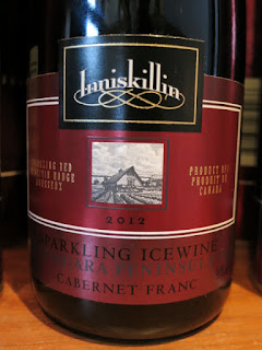 2012 Inniskillin Cabernet Franc Sparkling Icewine